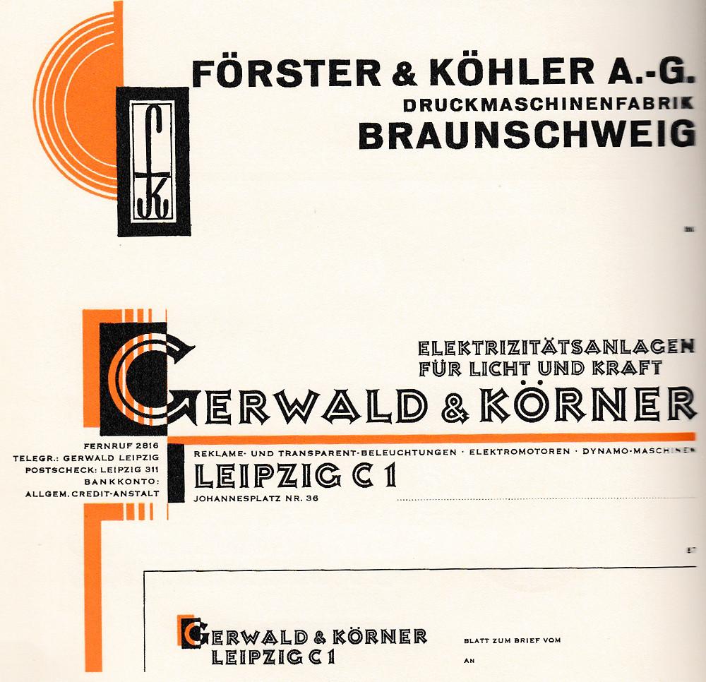 Erwald & Korner