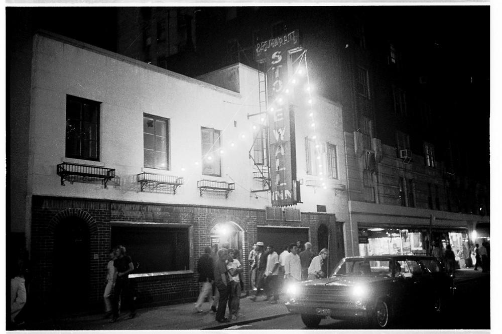 The Stonewall bar