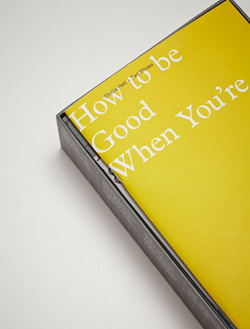 how to be good when you're