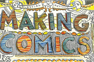 Design Matters: Cartoonist Lynda Barry