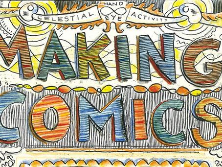Design Matters: Cartoonist Lynda Barry