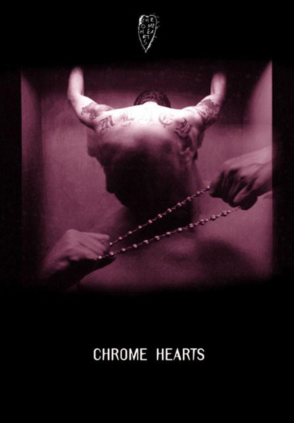 Chrome Hearts promo