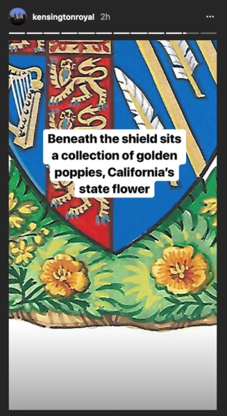 Meghan Markle coat of arms 2