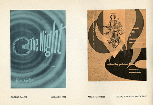 atalog for the first exhibit in 1948