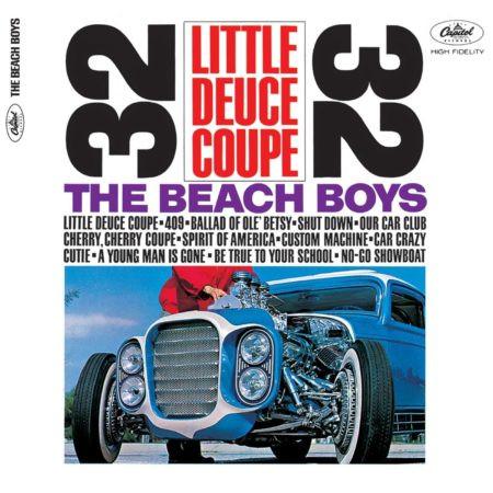 album art beach boys  Little Deuce Coupe (1963)