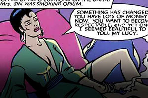 Sax, Dope, and Trina Robbins: the Making of a Graphic Novel