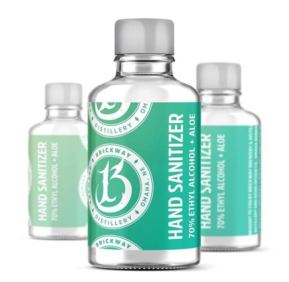 16 Hand Sanitizer