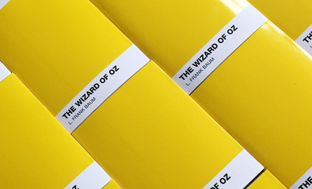Pantone & Puffin Publishers Pair Up to Redesign the Classics