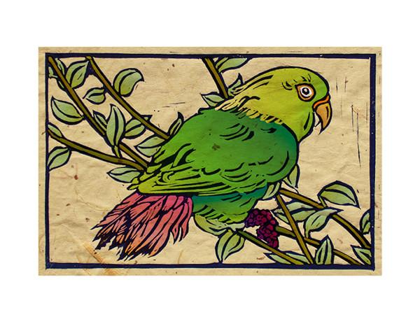 Image by Julie Goonan via Behance: http://bit.ly/1oeS2Tj