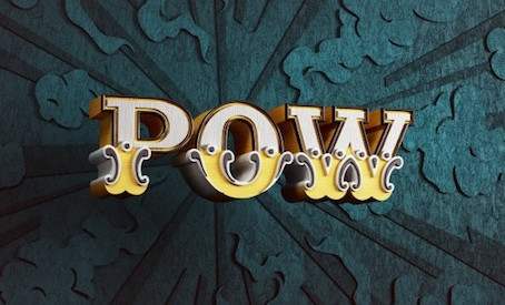 10 Remarkable Shadow Type & Lettering Designs