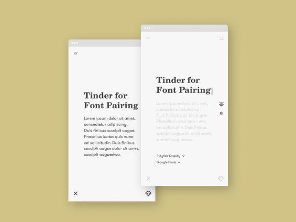 fontflame uxui, fontflame logo, by Designer of the Week and Norwegian designer Jan Wennesland