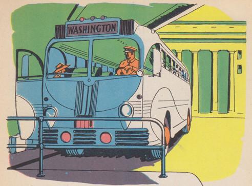 Bus driver 5