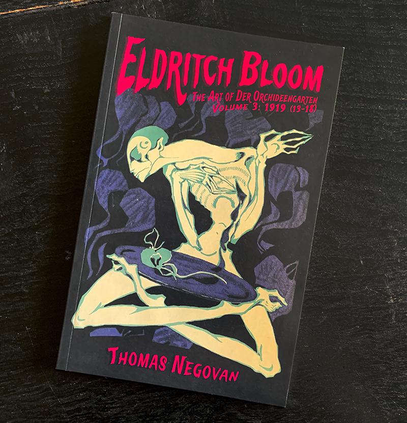 Eldritch Bloom Thomas Negovan