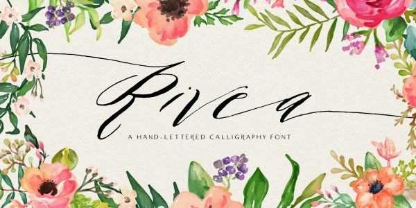 Rivea by Jessica McCarty of Magpie Paper Works
