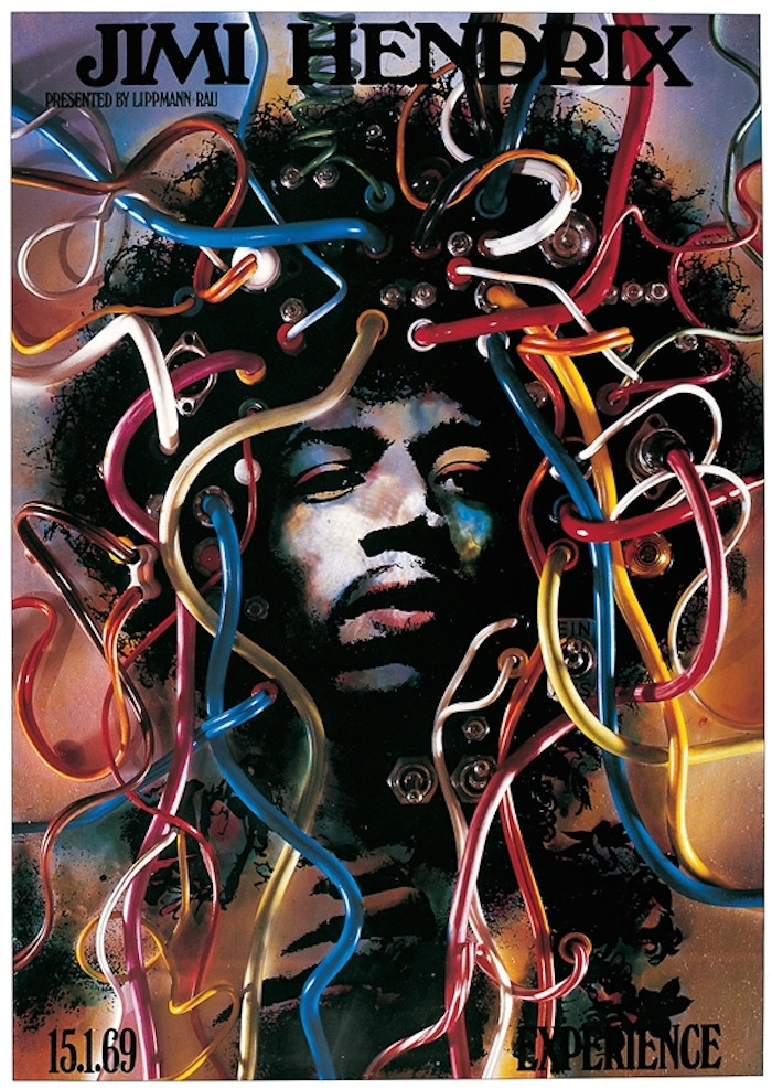 Kieser, Jimi HendrixKLEIN