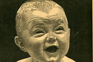 Babies as Advertisements
