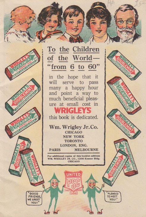 wrigleys 3