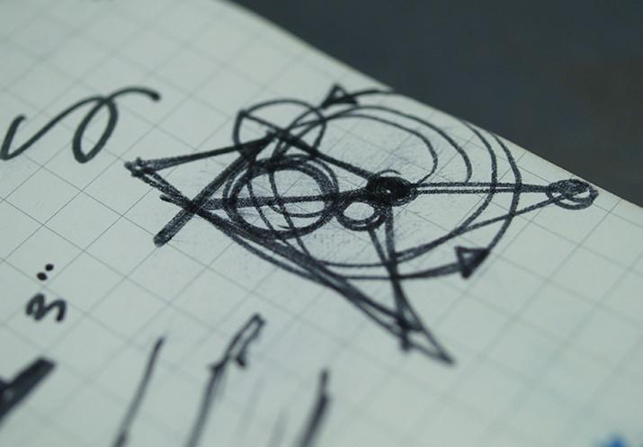 Press Sketch