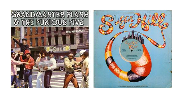 Grandmastter flash & the furious five