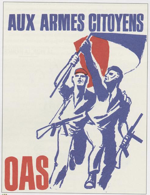 The Organisation de l'armée secrète (1954-62)