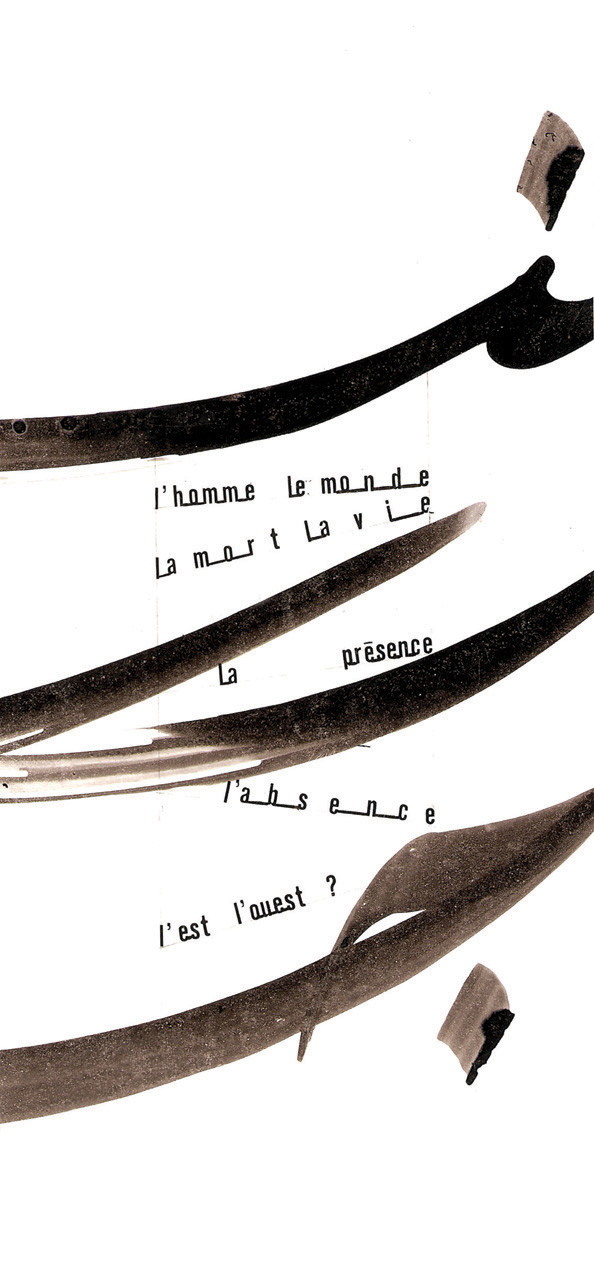 From Jarjaja, a project with the Lebanese graphic designer Lara Captan, mixing Latin and Arabic typography, 2008-2010