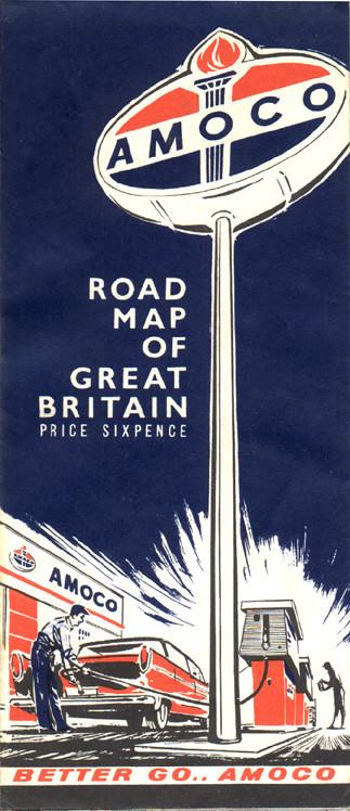 AMOCO road map
