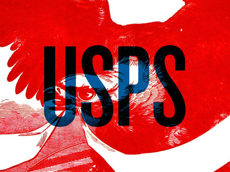 Grand Army Rebrands the United States Postal Service