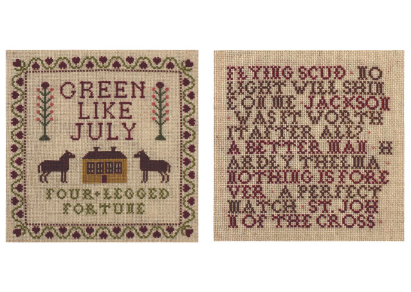 Four Legged Fortune, Green Like July