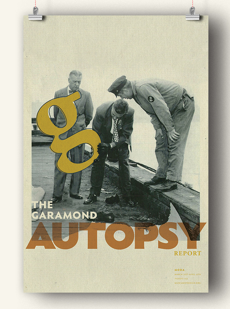The Garamond Autopsy Report