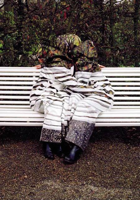 Park Bench / Couple (2001) by Desiree Palmen: http://www.desireepalmen.com