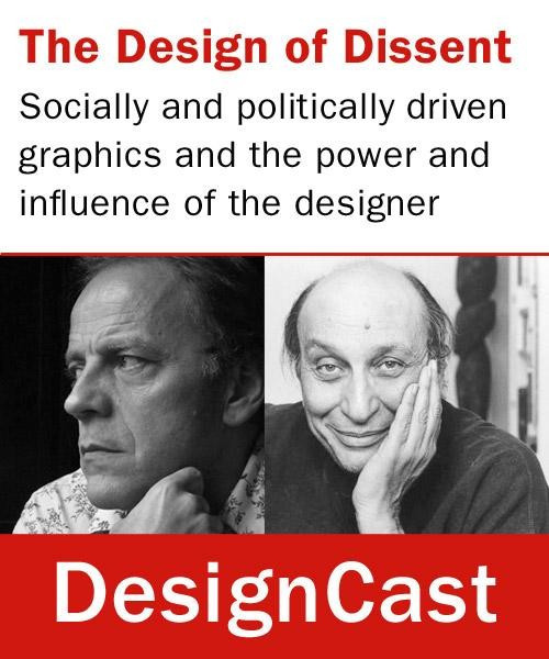 Mirko Ilic and Milton Glaser: The Design of Dissent