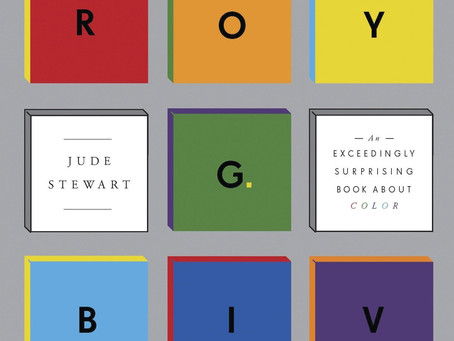 ROY G. BIV: An Exceedingly Surprising Book (and Talk) About Color