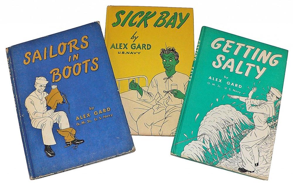 Alex Grad's books