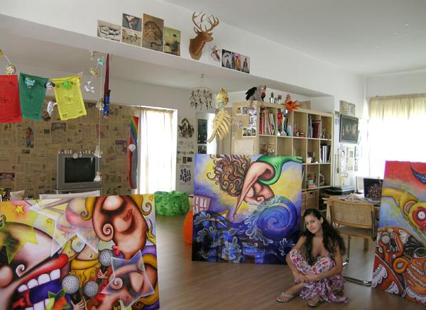 Ioanna Philippou studio