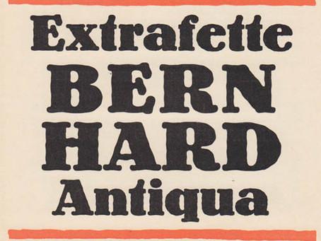 My Favorite Bernhard