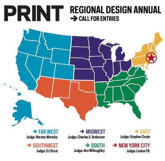 PRINT regional design annual