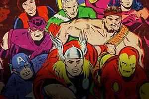 Avengers (Covers) Assemble!