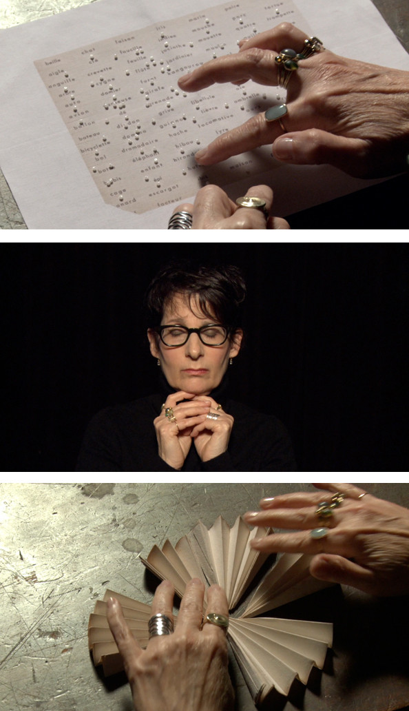 """""""A Life in Words and Letters,"""" the Carin Goldberg documentary"""