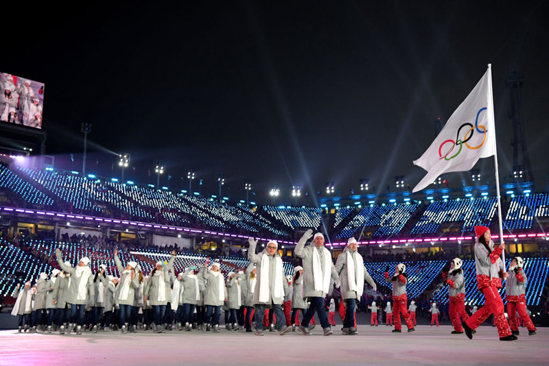 Olympic Athletes from Russia at Winter Olympics 2018