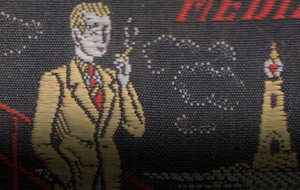 The Daily Heller: Embroidering a Story About Fashion Labels