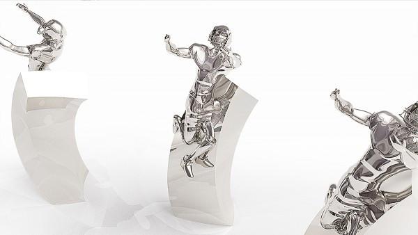 3D modeling designer's work