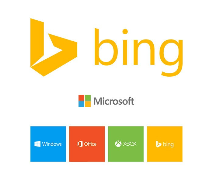 Bing and Other Brands Screenshot