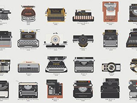 03/12/2014: Typewriter poster