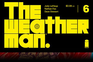 """Behind the Design: Image's """"The Weatherman"""""""