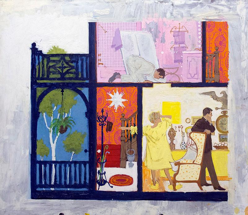 Al Parker, Ladies Home Journal, 1962