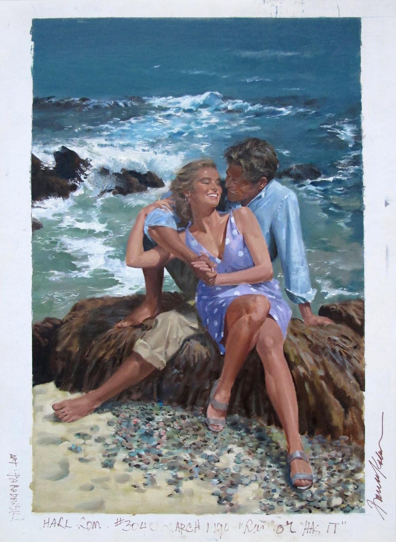 Christy Kalan painted