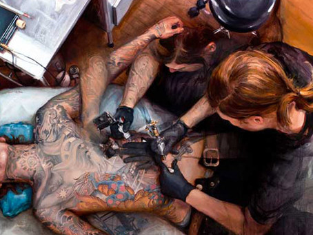 The Fine Art of Tattooing