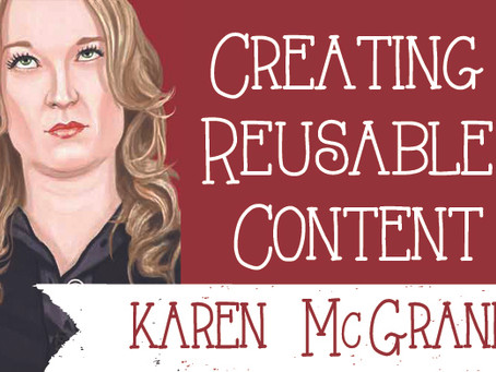 Karen McGrane on Creating Reusable Content