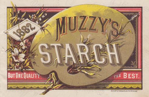 muzzy's starch