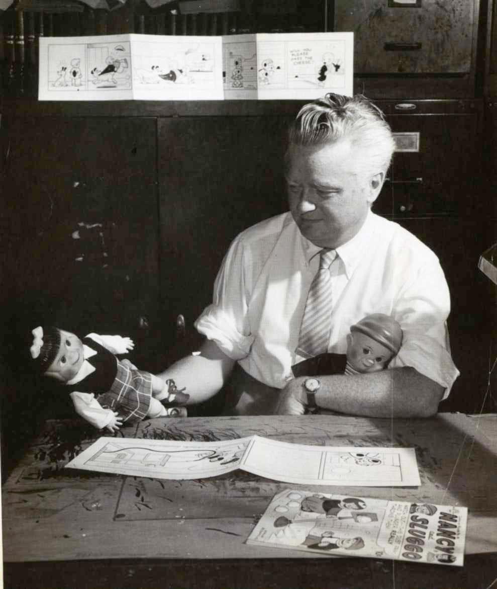 Ernie Bushmille